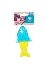 Rosewood Chillax Cool Soak Shark Dog Toy