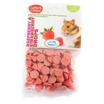 Happy Pet Critter's Choice Small Animal Treats Raspberry & Strawberry Drops, 75g
