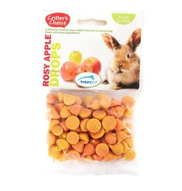 Happy Pet Critter's Choice Small Animal Rosy Apple Drops 75g