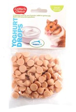 Happy Pet Critter's Choice Small Animal Yoghurt Drops 75g