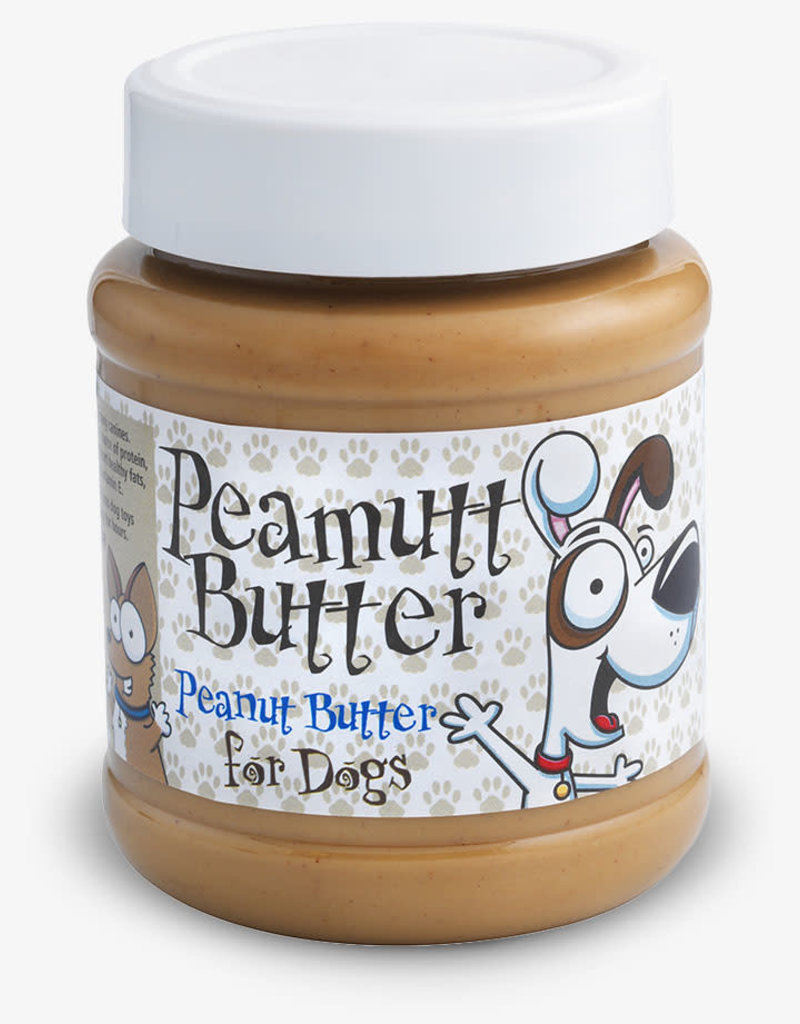 Peamutt Peanut Butter Treat for Dogs 340g
