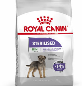 Royal Canin Mini Sterilised Adult Dog Food