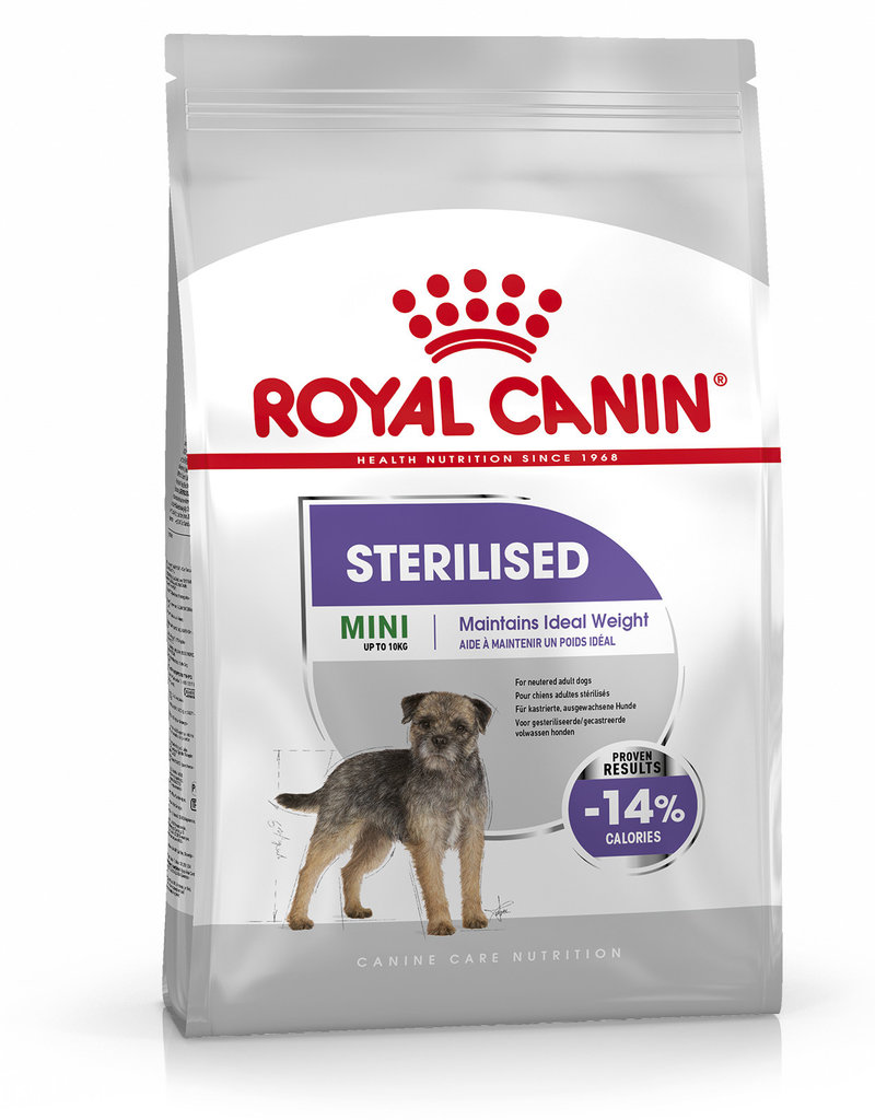 Royal Canin Mini Sterilised Adult Dog Food