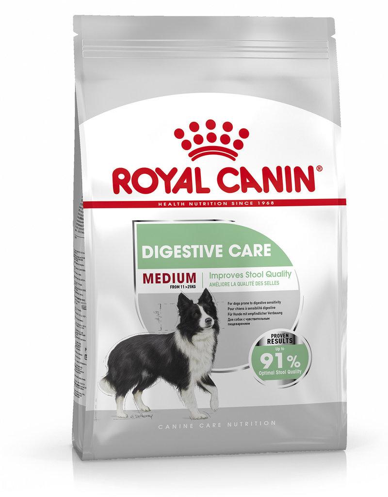 Royal Canin Medium Digestive Care Dog Food 10kg