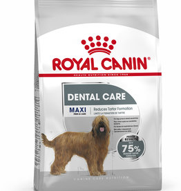 Royal Canin Maxi Dental Care Dog Food