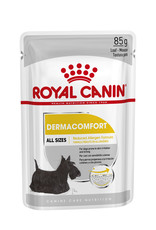 Royal Canin Dermacomfort Loaf Wet Pouch Dog Food