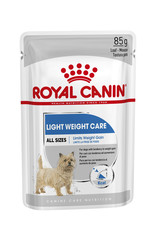 Royal Canin Light Weight Care Loaf Wet Pouch Dog Food