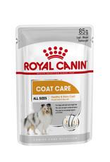 Royal Canin Coat Loaf Wet Pouch Dog Food 85g