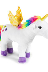 Ancol Rainbow Unicorn Plush Dog Toy 44cm