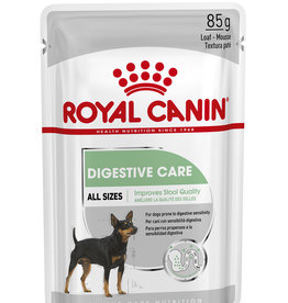 Royal Canin Digestive Care Loaf Wet Pouch Dog Food, Box of 12