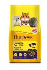 Burgess Hamster, Gerbil & Mouse Complete Food 750g