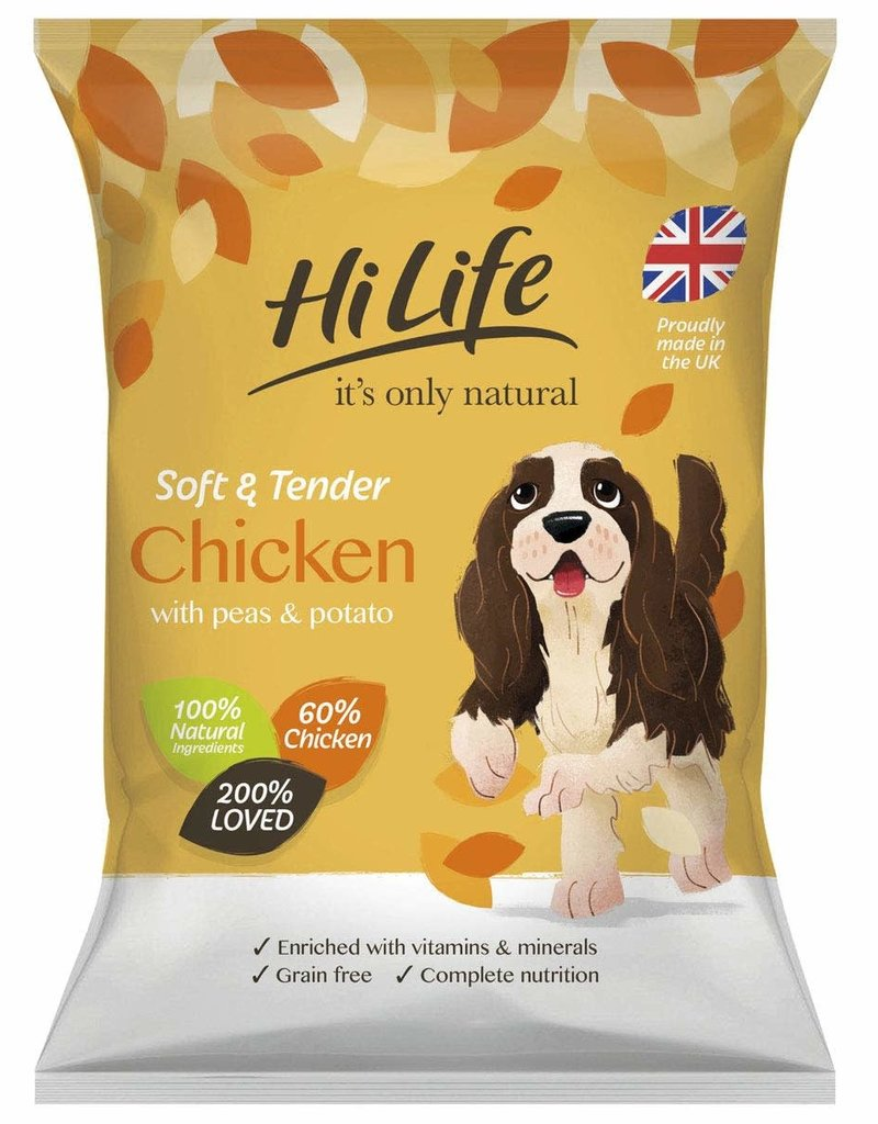 HiLife It's Only Natural Soft & Tender Chicken Dog Food