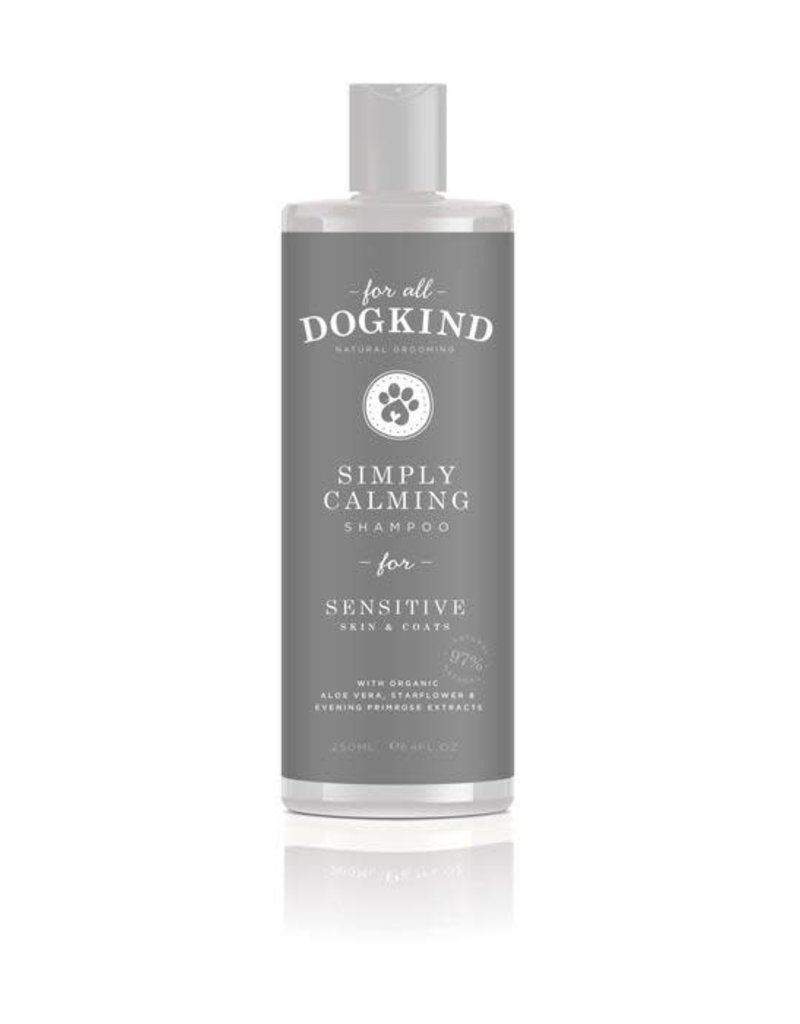 For All DogKind Simply Calming Shampoo 250ml