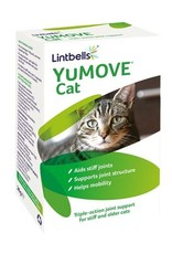 Lintbells YuMOVE Cat Joint Supplement, 60 Capsules