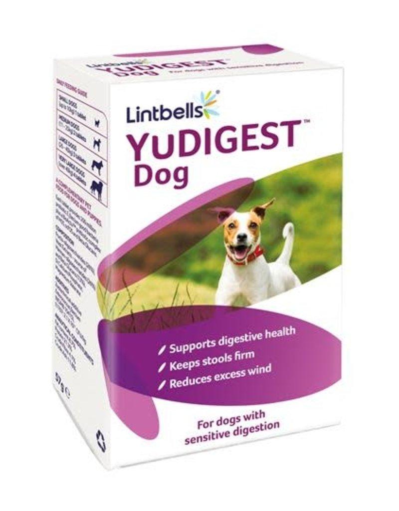 Lintbells YuDIGEST Dog Probiotic Digestive Health Supplement, 60 tablets