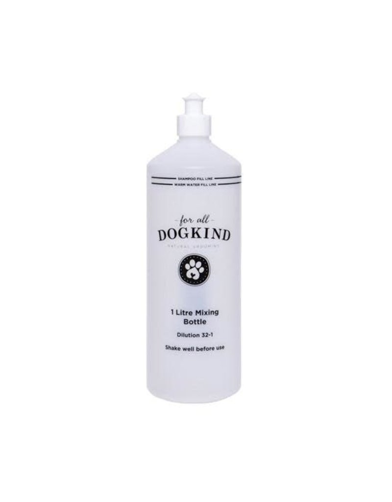 For All DogKind 1 Litre Mixing Bottle