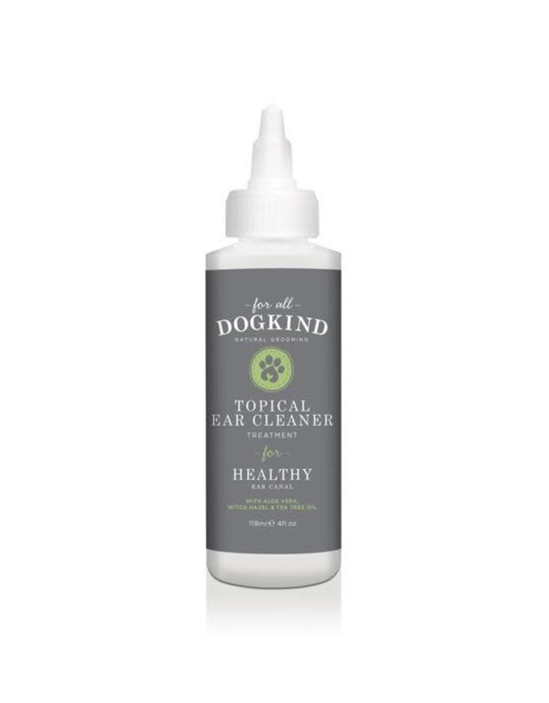 For All DogKind Topical Ear Cleaner 118ml