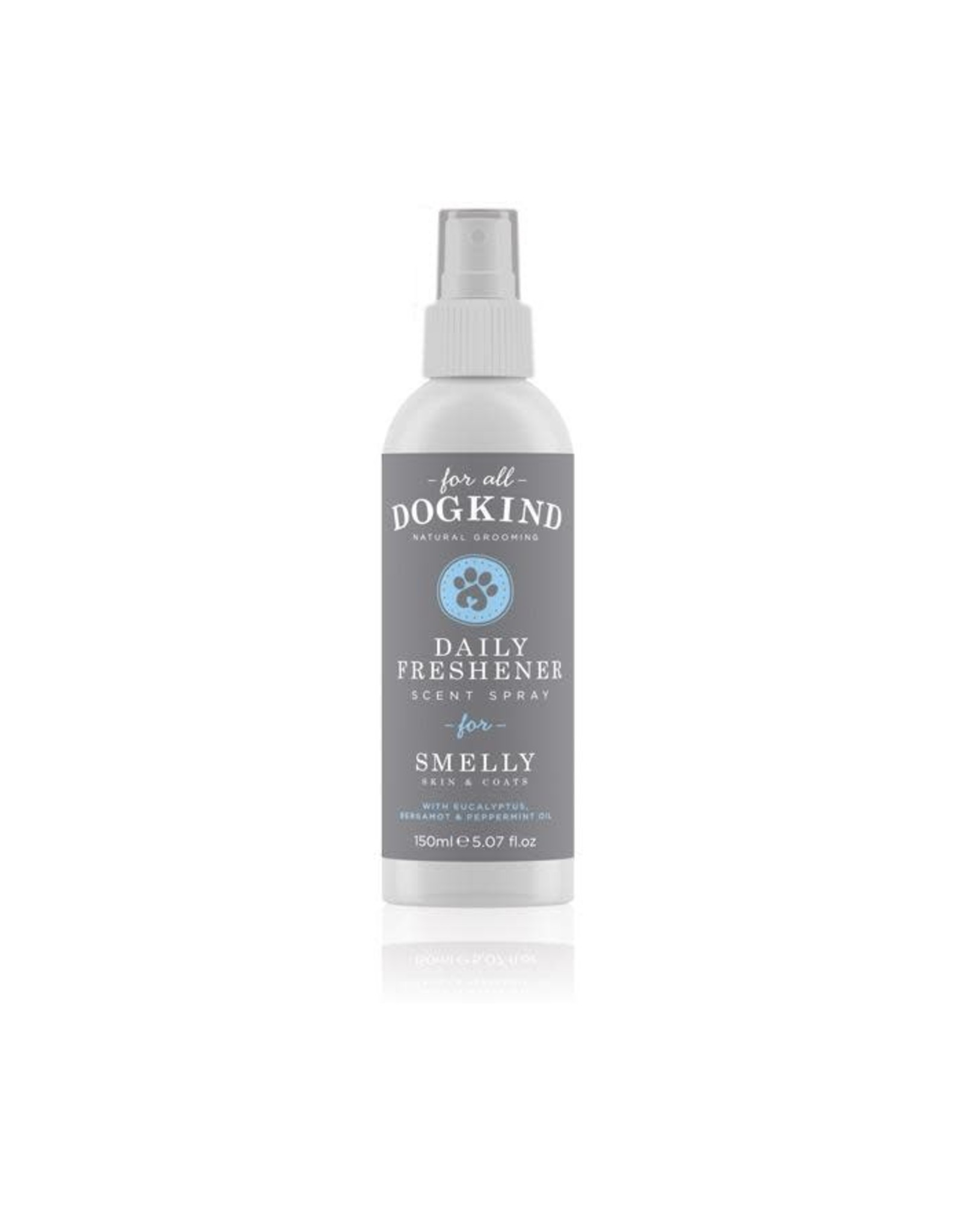 For All DogKind Daily Freshener Scent Spray for Smelly Dogs 150ml