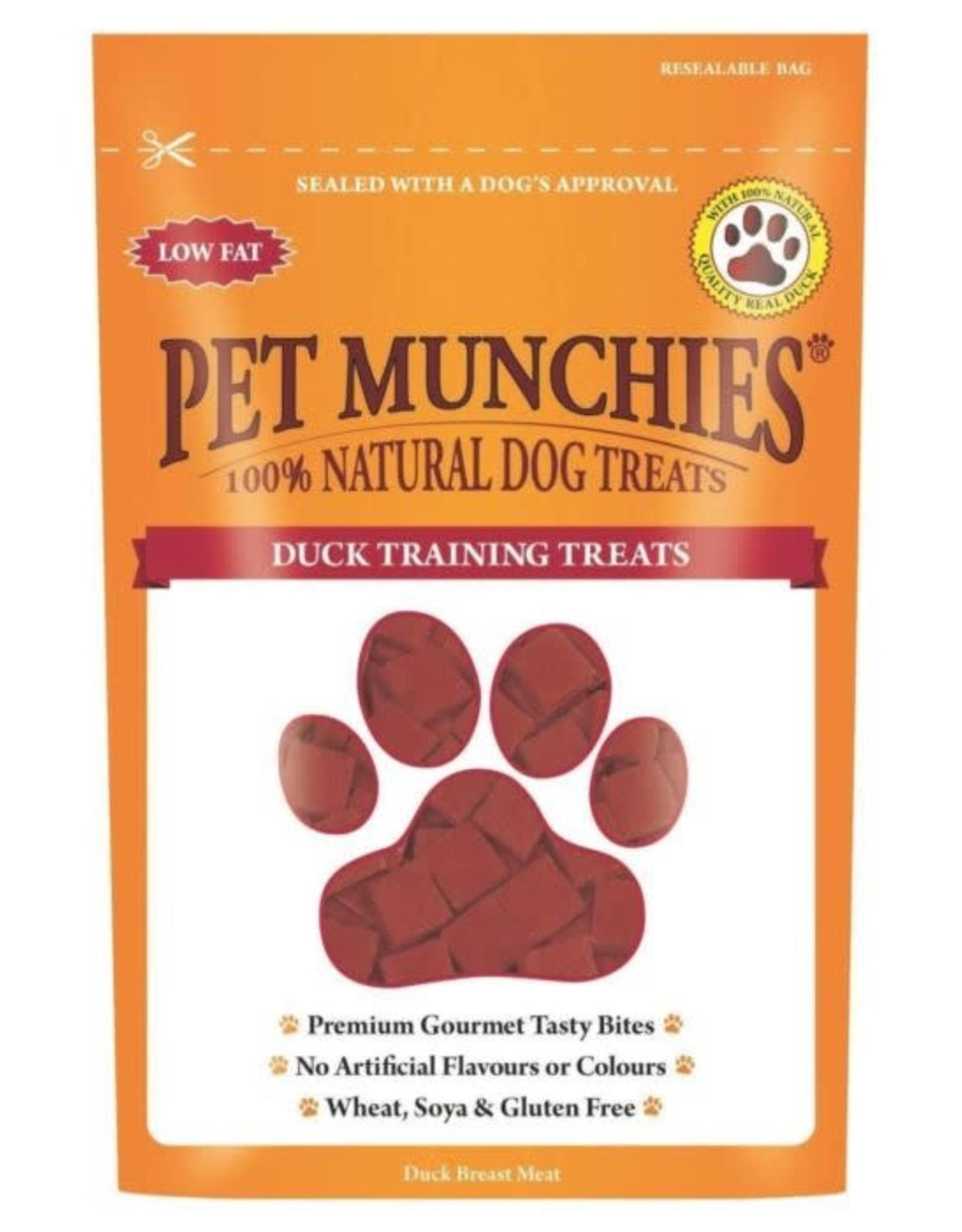 Pet Munchies Duck Training Treats 100% Natural Dog Treats, 50g