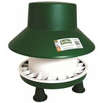 Supa Hassop Outdoor Poultry Feeder with Fins 6kg