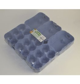 Supa Egg Boxes, Blue