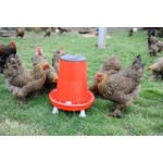 Supa Tissington Poultry Feeder with Handle, 12kg