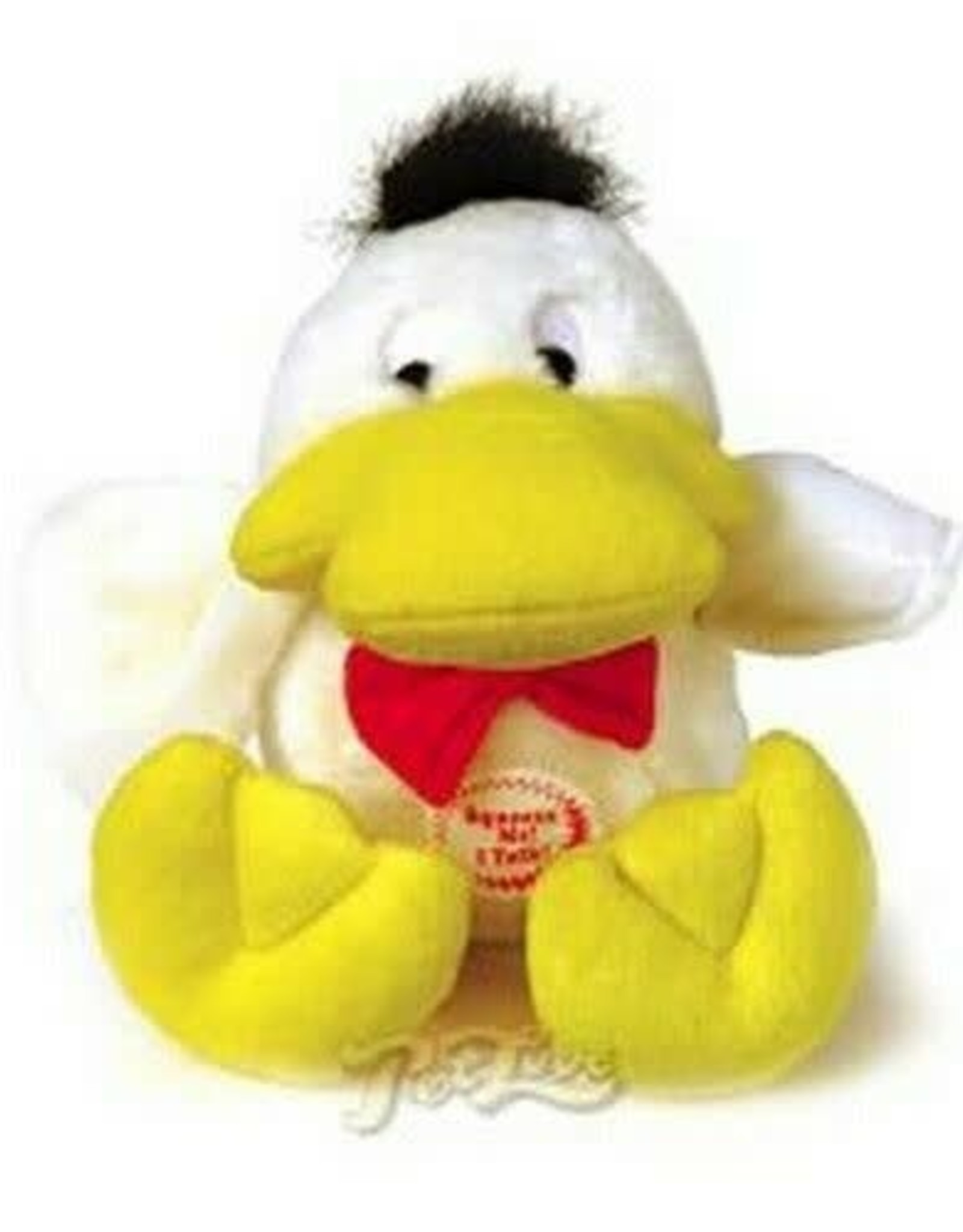 Chatterbox Duck Dog Toy