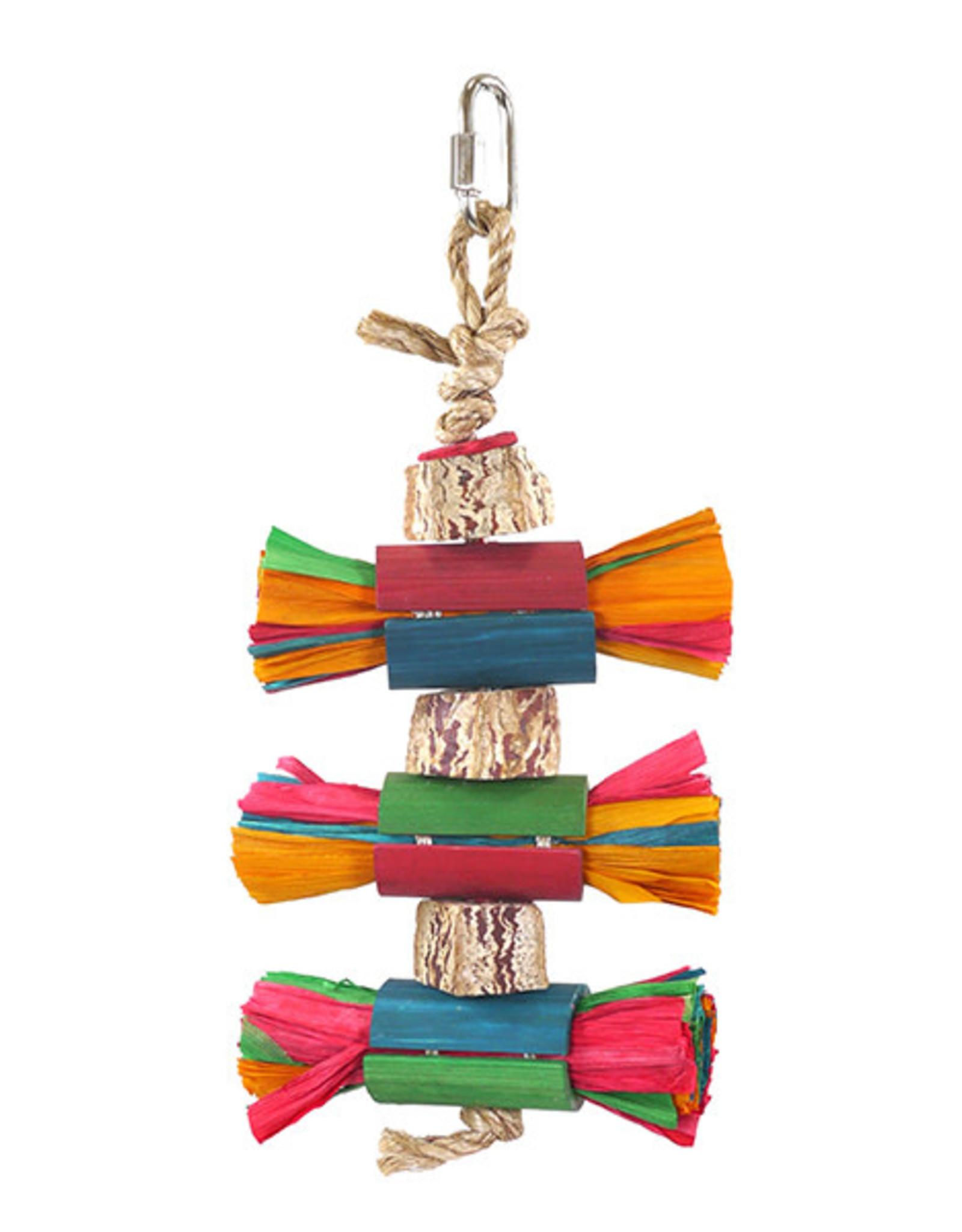 Rosewood Fun n Forage Rustle Rollers Small Animal Toy