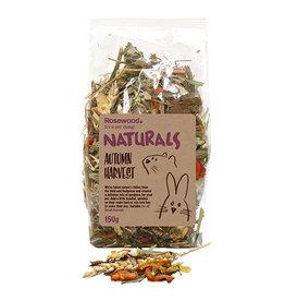 Rosewood Naturals Autumn Harvest Small Animal Treats, 150g