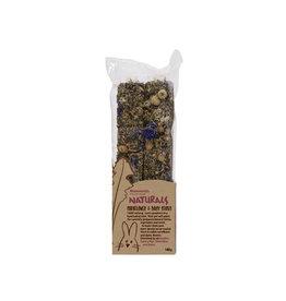 Rosewood Naturals Cornflower & Daisy Sticks Small Animal Treats, 140g
