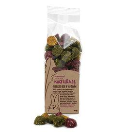 Rosewood Naturals Grainless Herb 'n' Veg Drops Small Animal Treats, 140g