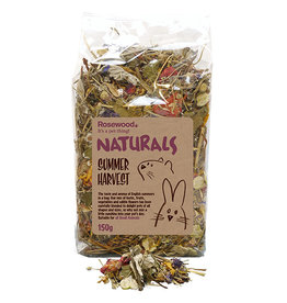 Rosewood Naturals Small Animal Treats, Summer Harvest 150g