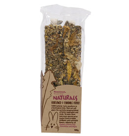 Rosewood Naturals Small Animal Treats, Sunflower & Chamomile Sticks 140g