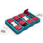 Nina Ottoson Dog Brick Flip, Slide & Treat Puzzle Game