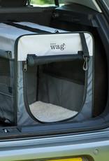 Henry Wag Folding Fabric Travel Crate Medium 64x46x53cm
