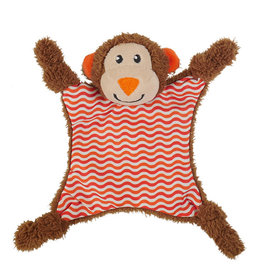Rosewood Little Nippers Cheeky Chimp Soft & Cuddly Dog Toy
