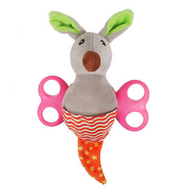 Rosewood Little Nippers Rascal Roo Soft & Cuddly Toy fir Puppies & Small Dogs