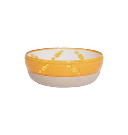 Rosewood Translucent Acrylic Carrot Bowl for Small Animals, 11cm 250ml