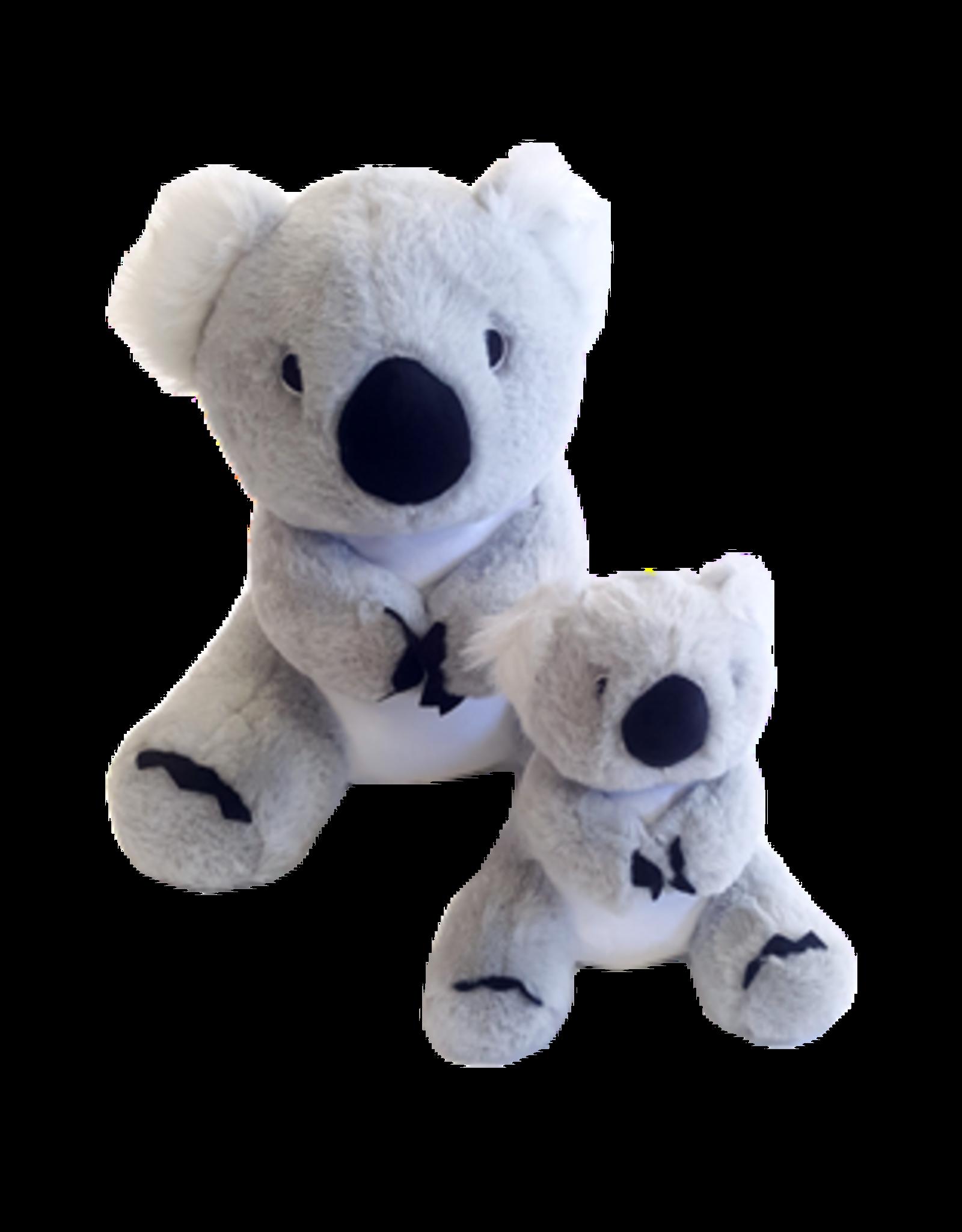 Gor Pets Hugs Mommy Koala Dog Toy 38cm