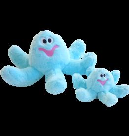 Gor Pets Hugs Baby Octopus Dog Toy 20cm