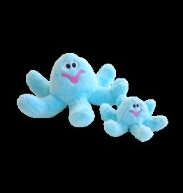 Gor Pets Hugs Baby Octopus Dog Toy, 20cm