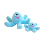 Gor Pets Hugs Mommy Octopus Dog Toy, 38cm