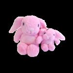 Gor Pets Hugs Mommy Rabbit Dog Toy, 38cm
