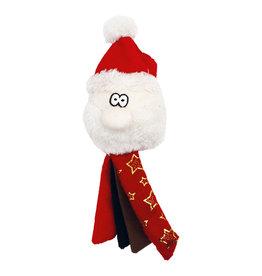 Happy Pet Christmas Tassel Santa Catnip Cat Toy