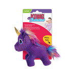 KONG Enchanted Buzzy Unicorn Cat Toy