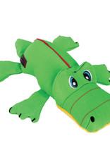 KONG Cozie Ultra Ana Alligator Plush Dog Toy, Large