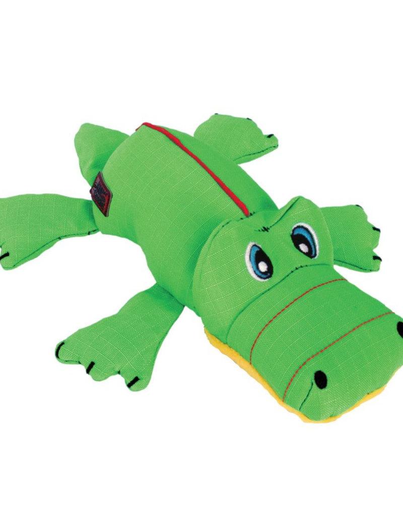 KONG Cozie Ultra Ana Alligator Dog Toy, Large