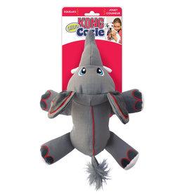 KONG Cozie Ultra Ella Elephant Plush Dog Toy, Large