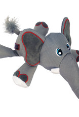 KONG Cozie Ultra Ella Elephant Dog Toy, Large