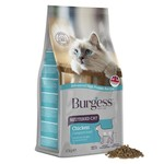 Burgess Neutered Cat Dry Food, Chicken